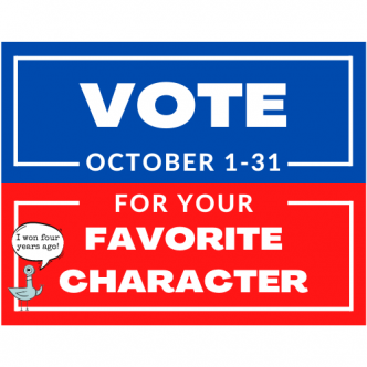 favorite character vote