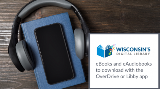 Wisconsin Digital Library ebooks and audiobooks