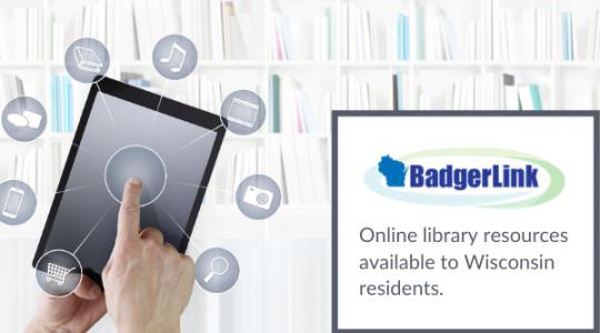 BadgerLink online resources